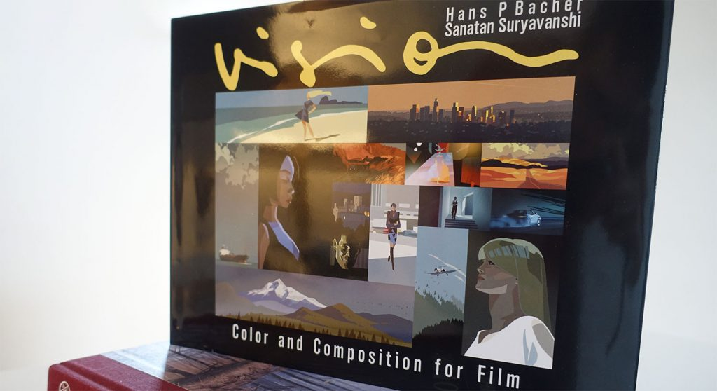 Book: Vision: Color and Composition for Film by Hans P Bacher